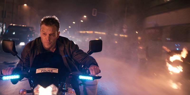 Jason Bourne (Matt Damon) gikk under jorden like før NSA skrudde på sitt overvåkingsprogram PRISM, og han har nå enda større grunn til å være paranoid. foto: United International Pictures