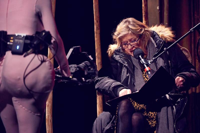 Vi må snakke om Faust er Frøydis Armands avskjedsforestilling.