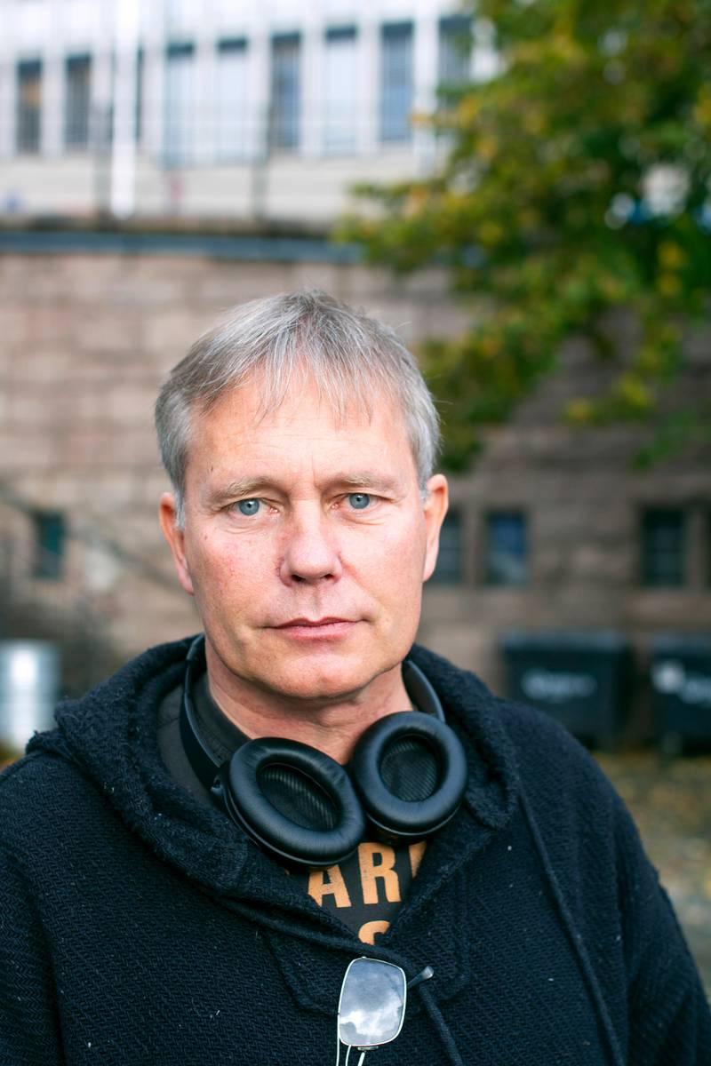 Arild Knutse, leder i Foreningen for en Human Narkotikapolitikk. I anledning sak om værested for rusavhengige på Elgsletta