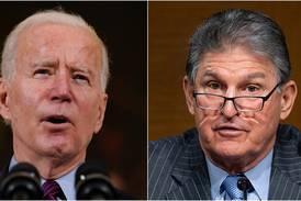 Demokraten Manchin blir en nøkkelbrikke for Biden i Senatet
