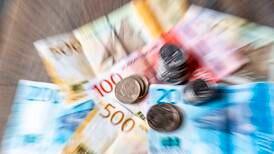Rapport: En tredel i privat sektor er lavtlønte