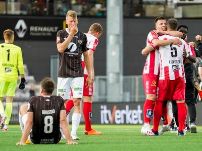 Nytt overtidsstap for Mjøndalen til tross for Eriksen-scoring i debuten