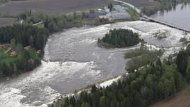 NVE: Klimaendringer vil gi kraftig vekst i norsk vannkraft