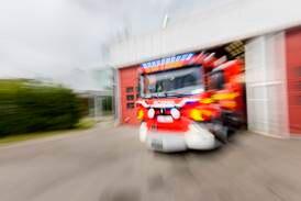 Store skader etter brann i enebolig i Oslo