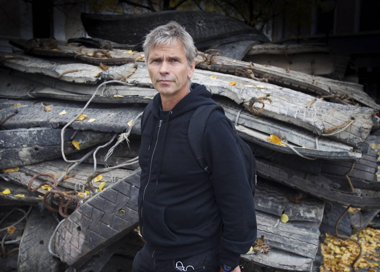 Boye Ullmann i Bygningsarbeidernes fagforening, en del av Fellesforbundet, vil sette ned foten og forby innleie av arbeidskraft på byggeplasser langs hele Oslofjorden.