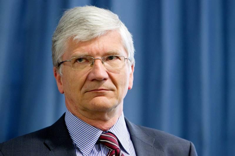 Steinar Juel er samfunnsøkonom, tidligere bankmann og Høyre-mann. FOTO: HÅKON MOSVOLD LARSEN/NTB SCANPIX
