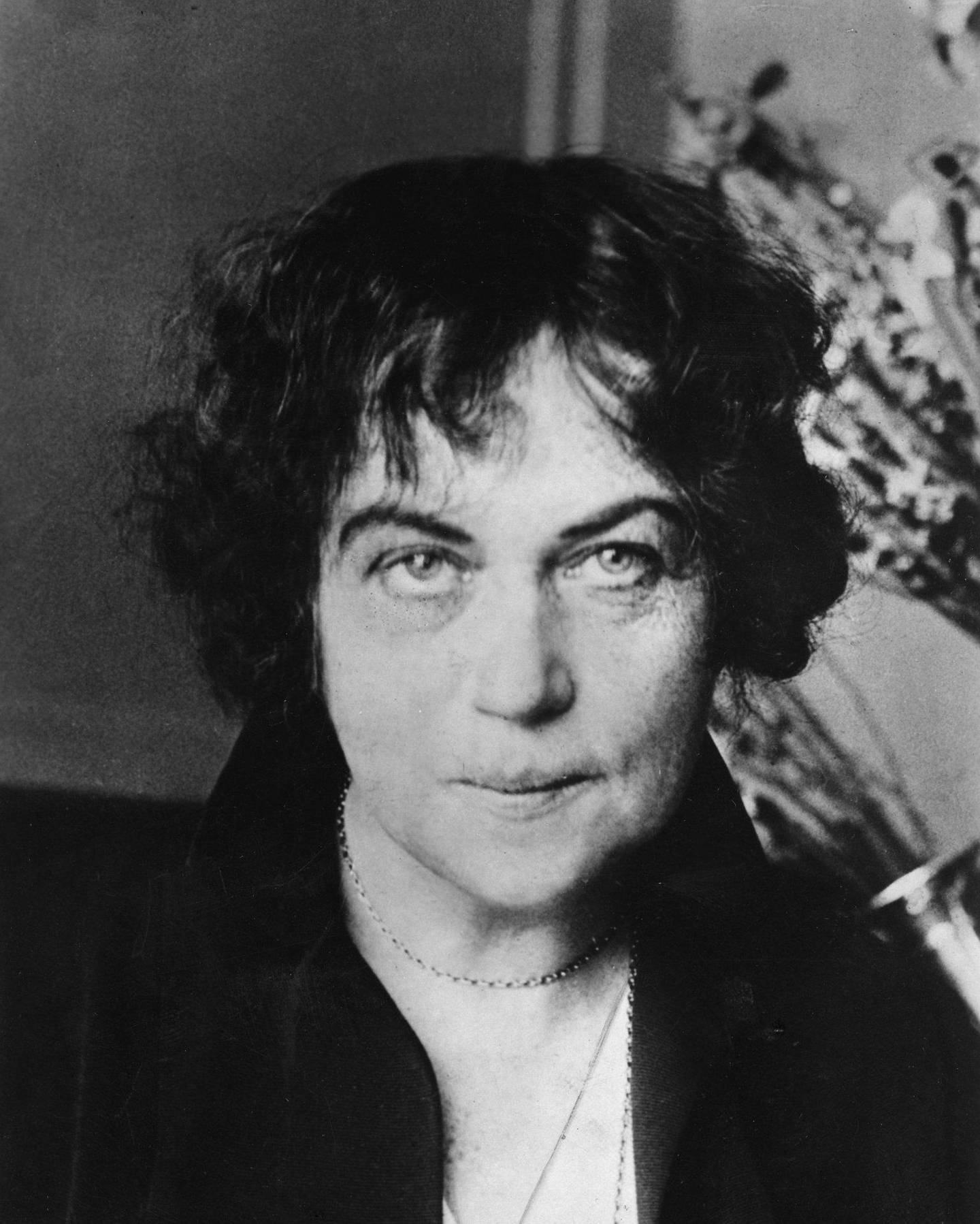 Alexandra Mikhailovna Kollontaj var senere både ambassadør og leder for den sovjetiske handelsdelegasjon til Norge, men huskes best for sin tale som politisk flyktning i Oslo på 1915-feiringen av kvinnedagen.