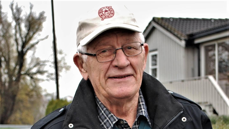 Odd Løkkevik fra Fredrikstad