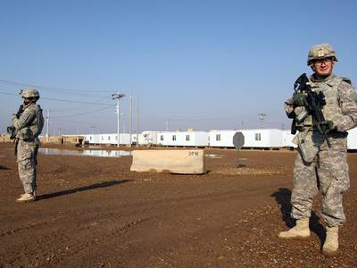 Frykter konsekvensene av USAs Afghanistan-exit i Irak