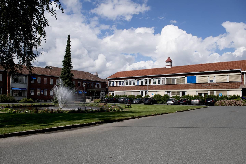 Blakstad sykehus i Asker skal legges ned.
