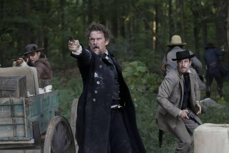Ethan Hawk som John Brown i en av årets sterkeste rolleprestasjoner, intet mindre.