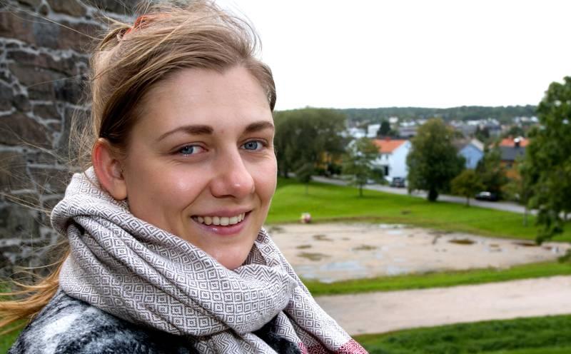 Hannah Berg, Rødt Fredrikstad