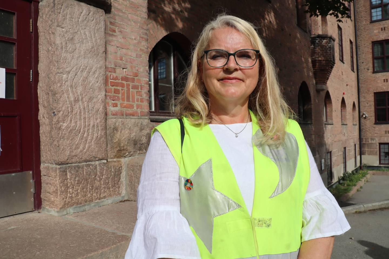 Rektor ved Brandengen skole, Gro Tveten mener at et grats SFO-tilbud bør gjelde alle.