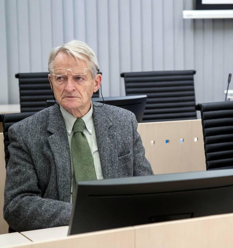 Ketil Lund har kjempet mot tvangsbruk i psykiatrien - helt siden han på 1970-tallet, som advokat for Regjeringsadvokaten, måtte prosedere saker mot pasienter som ville ut av institusjoner - som for eksempel beryktede Reitgjerdet sykehus.