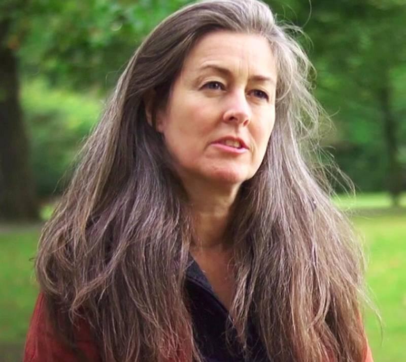 Tidsskriftet The Ecologist utpekte Polly Higgins til en av «verdens topp 10 visjonære tenkere». FOTO: YOU AND I FILMS/WIKIMEDIA COMMONS