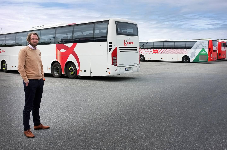 Daglig leder i Boreal Travel, Owe André Askeland