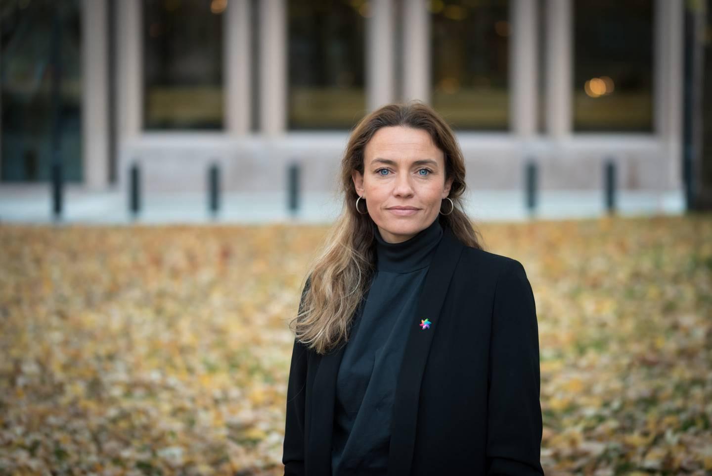 Generalsekretær Ingrid Stenstadvold Ross i Kreftforeningen.