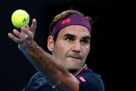 Roger Federer går glipp av Australian Open
