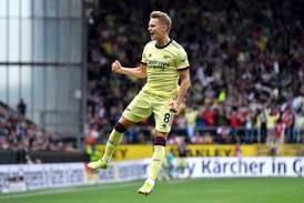 Ødegaard matchvinner for Arsenal, assist fra Normann og King i norsk duell