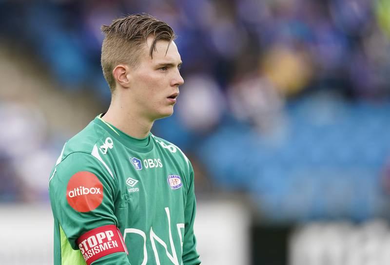Kristoffer Klaesson slapp inn fire mål mot Gent. Sjekk spillerbørsen her. Foto: