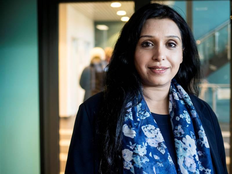 Det var Fozia Ahmed som startet Falken Girls for datteren sin.