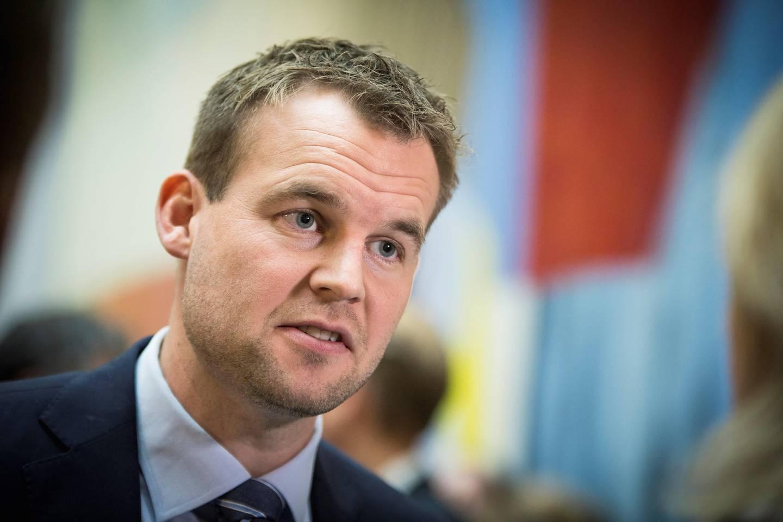 Kjell Ingolf Ropstad (KrF). Statsbudsjett. 2017. Stortinget