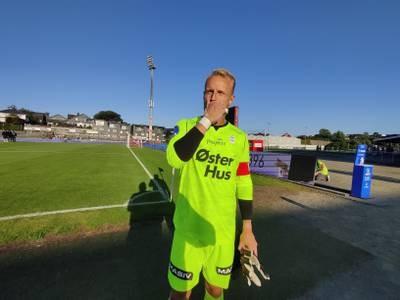 Endelig vant Sandnes Ulf igjen