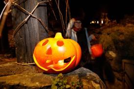 Erna Solberg: Slik kan barna feire en trygg halloween