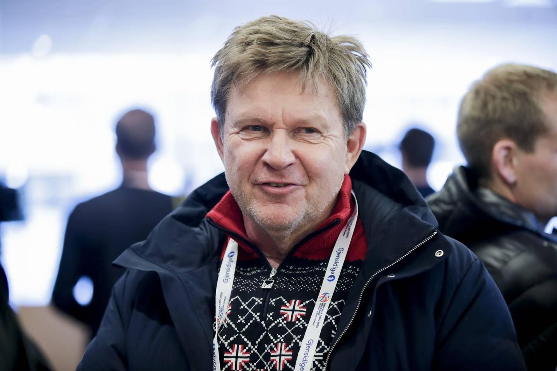 Håndballpresident Kåre Geir Lio.