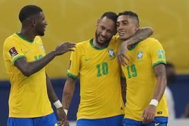 Brasil og Argentina på god vei mot VM