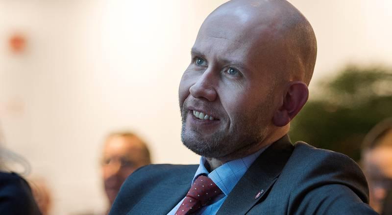 Olje- og energiminister Tord Lien mener Norge bør lære av Israels teknologisatsing.