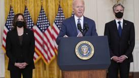 Biden til amerikanere som fremdeles er i Afghanistan: Vi skal få dere hjem