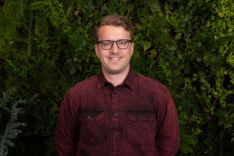 MØYSOM: Geir Storli Jensen er BU-leder i bydel Grünerløkka på vegne av MDG.