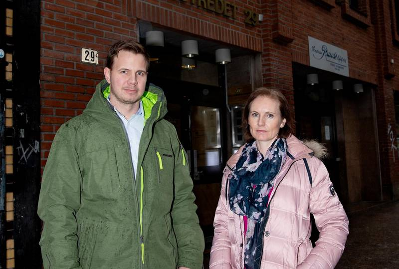 Lene Wallem, advokat, og Fredrik Sverstad Eriksen, advokat. Osloadvokatene.