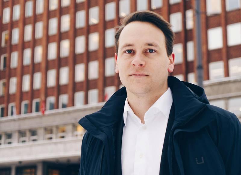 NY REGEL: Ap vurderer å stramme inn handlingsregelen ifølge Fredric H. Bjørdal i finanskomiteen. Foto: Eilif Swensen/Arbeiderpartiet