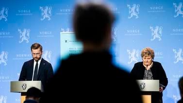 Norge klimaversting under koronaen