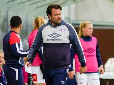 Skuffet Majgaard innser at seriegullet ryker etter tap: – Det er for langt opp