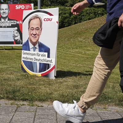 Tysk politikerveteran innrømmer trøbbel for Merkels parti