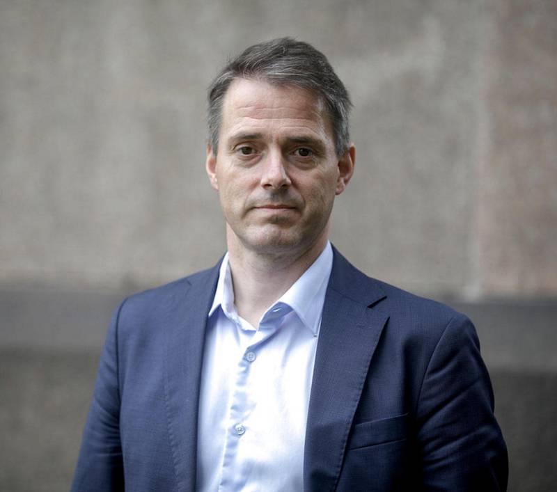 Ivar Horneland Kristensen, administrerende direktør i Virke, hovedorganisasjonen for handels- og tjenestenæringen i Norge.