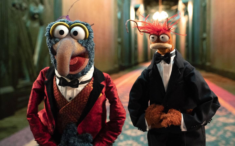 Halloween-TV for oss som ikke liker horror: Gonzo skal overnatte i et hjemsøkt hus i den nye TV-spesialen «Muppets Haunted Mansion» på Disney+.