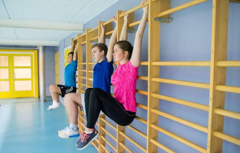 Hva idrettsskoler på ungdomstrinnet skal eller kan bidra med, er inntil videre høyst uklart, skriver innleggsforfatterne. Foto: Thomas Brun/NTB