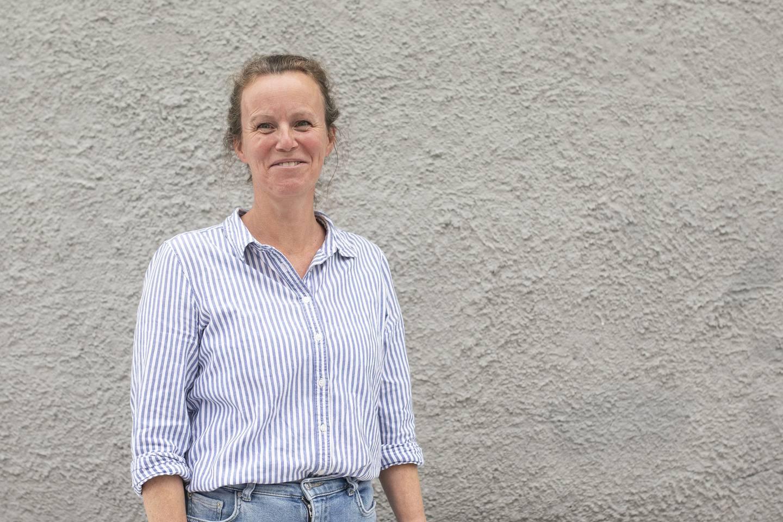 Jordmor Silje Brennum er jordmorkoordinator i prosjektet med flerkulturelle Doulaer