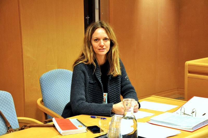 Politiadvokat Karen Mork. Foto: Tore Bruland