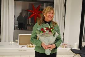 Amnesty belønnet Eva-Lotta Sandberg med fredspris for brennende engasjement
