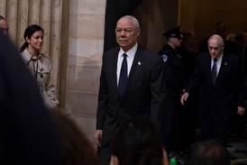Colin Powell er død