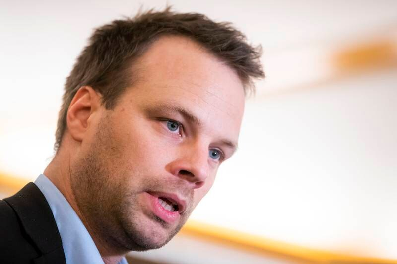 Innvandringspolitisk talsmann Jon Helgheim i Frp.