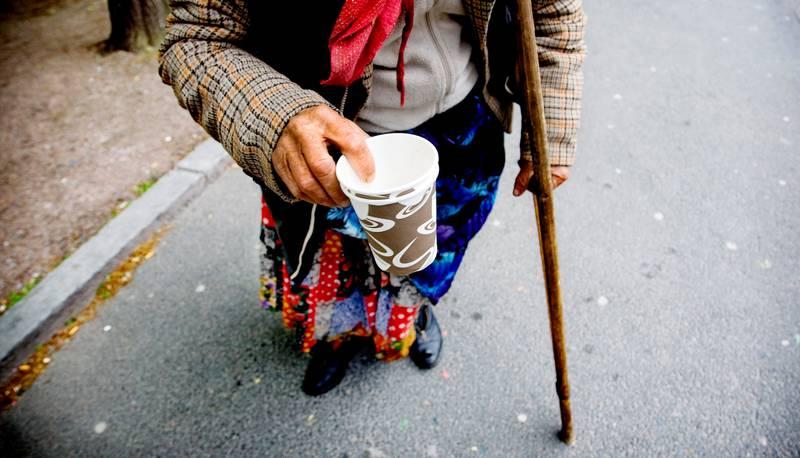 Fattige, rusmisbrukere og prostituerte er blant de mange som får hjelp fra frivillige organisasjoner.