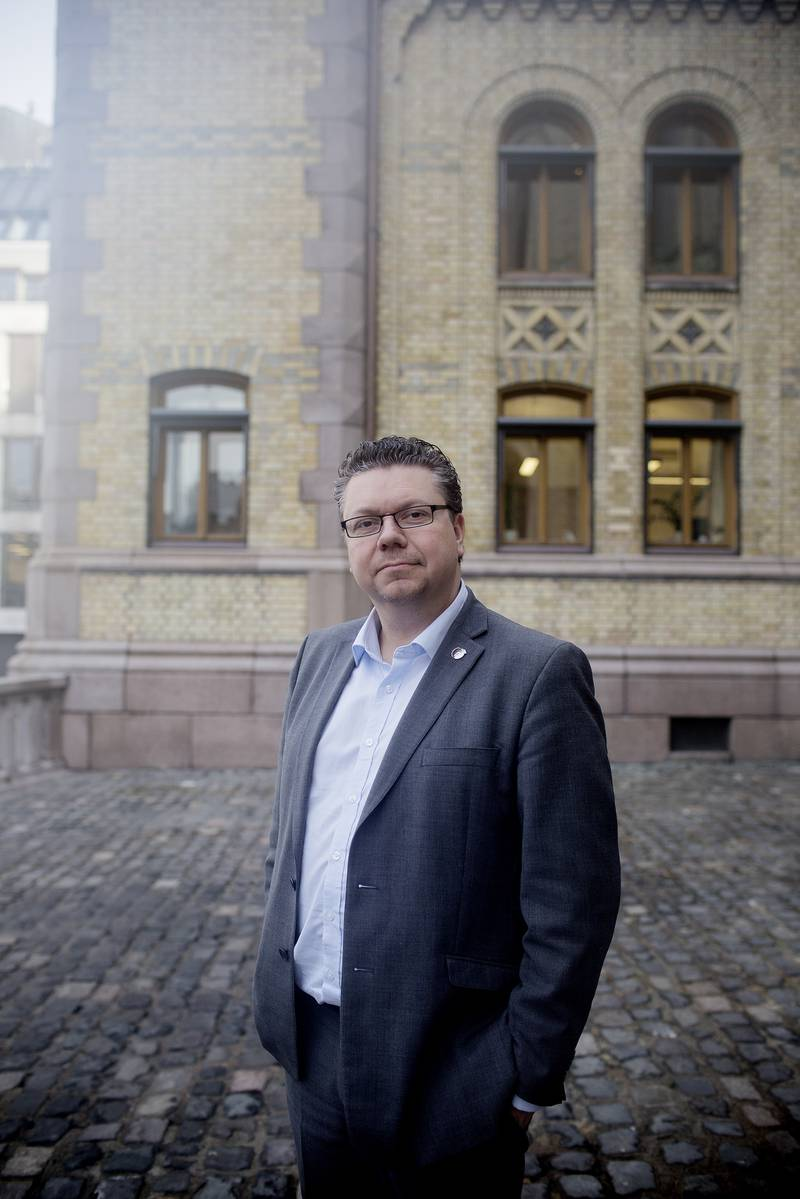 Ulf Leirstein representerer Frp