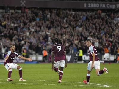 Antonio-show da West Ham ydmyket Leicester