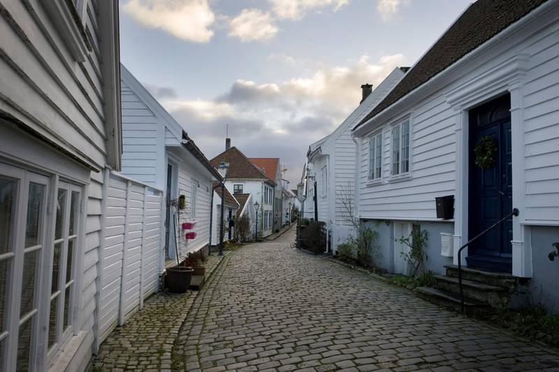 Stavanger gamle Stavanger trehusbyen bolig eiendom eiendomsmarkedet eiendomsmarked bolig boligpriser   desember 2018